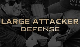 Large attacker defense